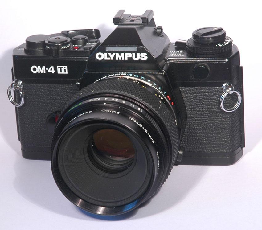 Foto & Camcorder Analoge Fotografie KüHn Olympus Om4