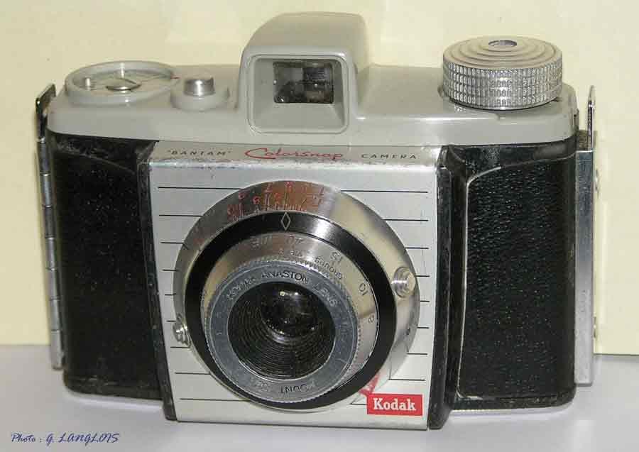anciens appareils photo kodak