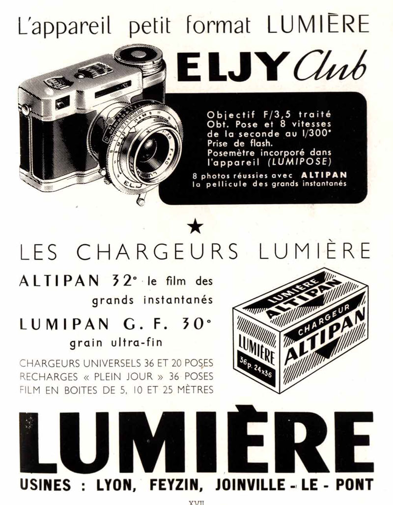Resultado de imagen de lumiere eljy